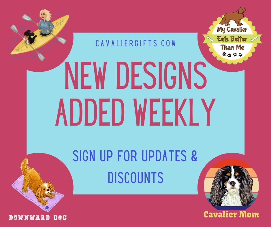 Unique Cavalier King Charles Spaniel Gifts